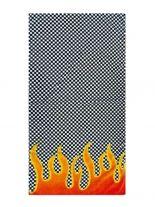 Badetuch Feuer