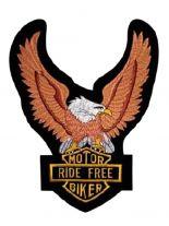 Aufbügler groß Ride Free