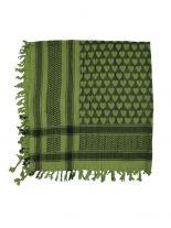 PLO Tuch grün schwarz