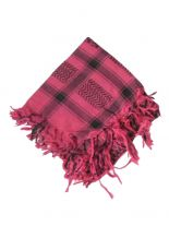 Kufiya Tuch pink