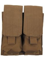 Magazintasche doppelt MOLLE Modular System Coyote tan