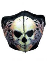 Motorrad Biker Maske Skull