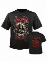 Aborted T-Shirt God Machine