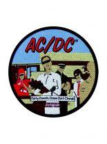 Aufnäher ACDC Dirty Deeds