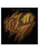 Aufnäher Afi Crash Love