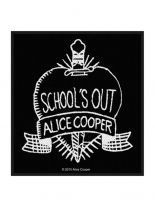 Aufnäher Alice Cooper Schools Out