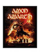 Aufnäher Amon Amarth Surtur Rising