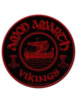 Aufnäher Amon Amarth Vikings Circular