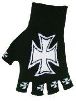 Fingerlose Handschuhe Eisernes Kreuz