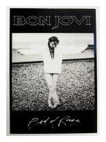 3 Bon Jovi Postkarten