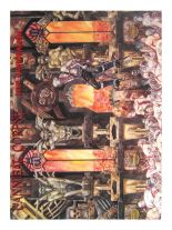 3 Cannibal Corpse Postkarten