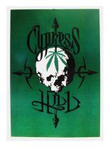 3 Cypress Hill Postkarten