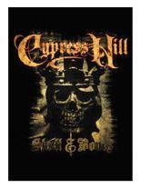 3 Cypress Hill Skull Postkarten