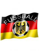 Fahne Deutschland Fußball