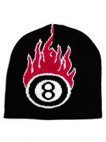Beanie brennende 8
