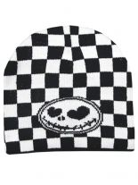 Beanie Nightmare before Christmas karo