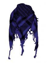 Palästinenser Tuch blau schwarz