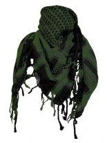 Palästinenser Tuch schwarz oliv