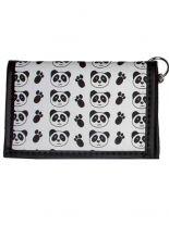 Geldbeutel mit Kette Pandas