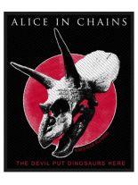 Aufnäher Alice in Chains The Devil
