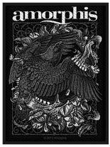 Aufnäher Amorphis Circle Bird
