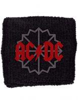 ACDC Black Ice Merchandise Schweißband