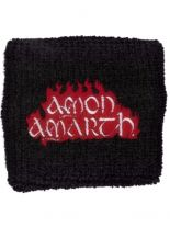 Amon Amarth Red Flame Merchandise Schweißband