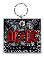 ACDC Black Ice Merchandise Schlüsselanhänger