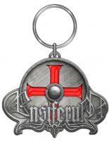 Ensiferum Shield Merchandise Schlüsselanhänger