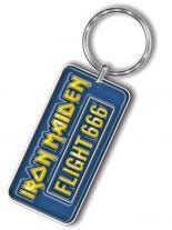 Iron Maiden Flight 666 Merchandise Schlüsselanhänger