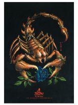 Alchemy Skorpion Merchandise Schlüsselanhänger