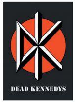 Dead Kennedy Merchandise Schlüsselanhänger