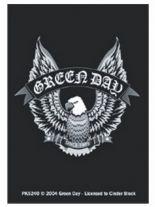 Green Day Eagle Merchandise Schlüsselanhänger