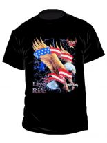 Biker T-Shirt Live to Ride