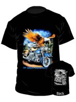 Biker T-Shirt Of Great Motorcycles