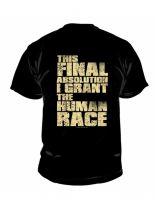 Aborted T-Shirt Global Flatline
