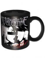 Bullet for my Valentine Kaffeetasse Temper Temper