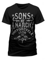 Sons of Anarchy T-Shirt Motorcycle Club