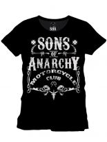 Sons of Anarchy T-Shirt Motorcycle