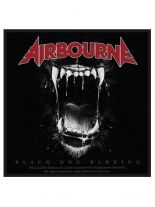Aufnäher Airbourne Black Dog