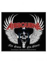 Aufnäher Airbourne No Guts No Glory Wings