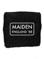 Iron Maiden England Merchandise Schweißband