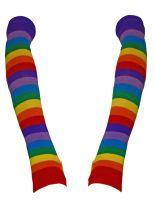 Armstulpen Regenbogen