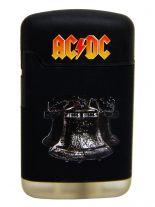 ACDC Easy Torch Merchandise Sturmfeuerzeug Hells Bells