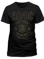 ACDC T-Shirt Dirty Deeds Done Dirt Cheap