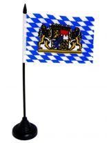 Tischfahne Bayern