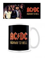 ACDC Kaffeetasse Highway to Hell