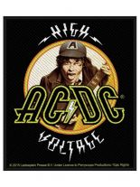 Aufnäher ACDC Angus High Voltage