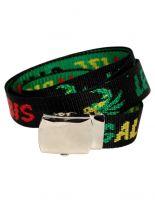 Cannabis Textil Gürtel