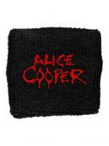 Alice Cooper Merchandise Schweißband
